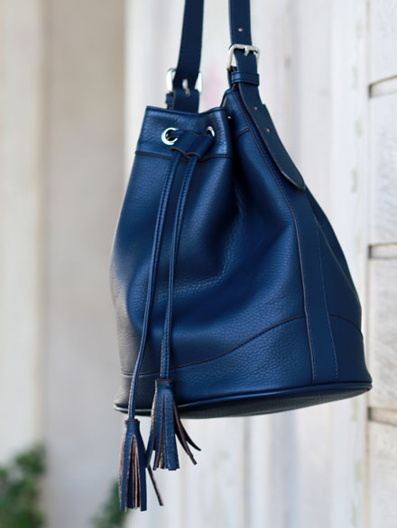 Accessory Steal of the Week: The Bucket Bag by Sydne Summer for TheBudgetBabe.com