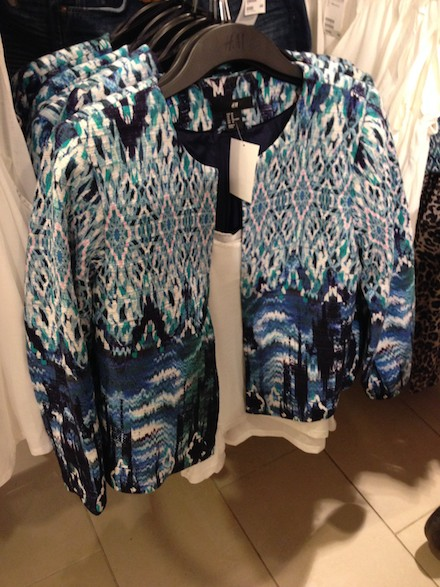 H&M's summer stuff