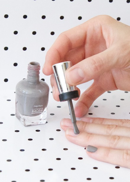 Step 4: Paint your nails