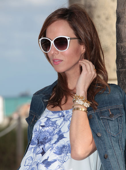 Accessory Steal of the Week: White Sunnies
