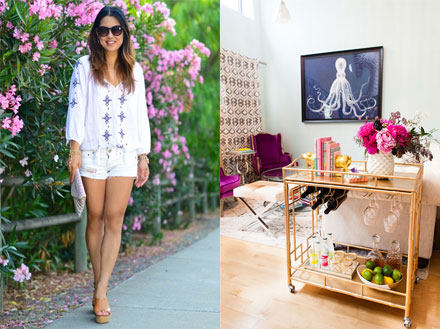 Boho blouse, Brooklyn Abode and More Fashion Links to Read this Week