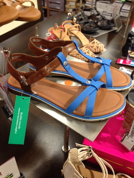 Off the Rack: Cute Summer Shoes at Kohl