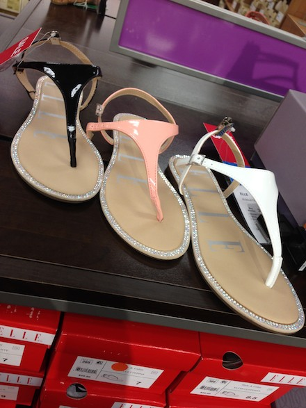 Off The Rack Cute Summer Shoes At Kohl S The Budget