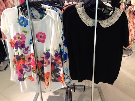 Off the Rack: Summer Fashions at Forever 21