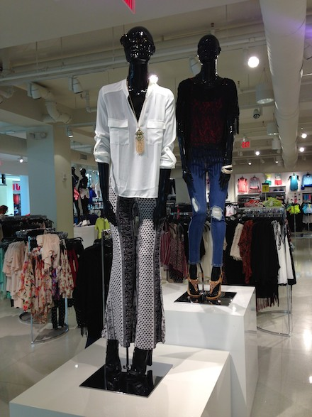 Summer fashions at Forever 21