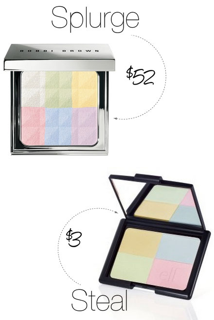 Splurge vs Steal: Bobbi Brown Finishing Powder