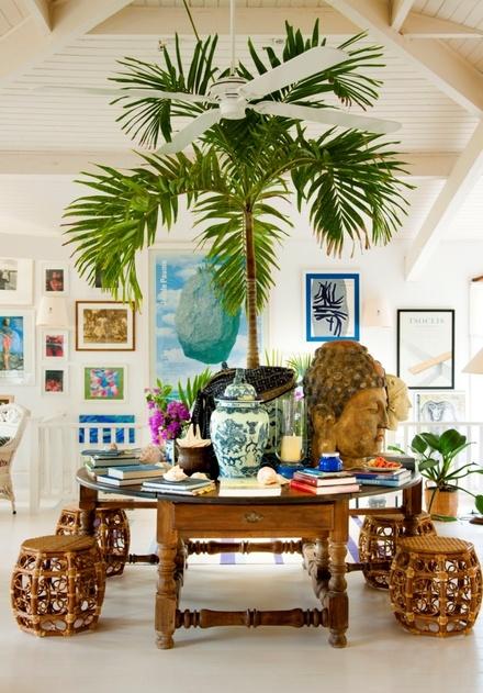 Exceptionnel Tropical Decor Inspiration