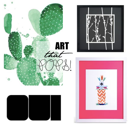 Art that pops! (On A Budget)