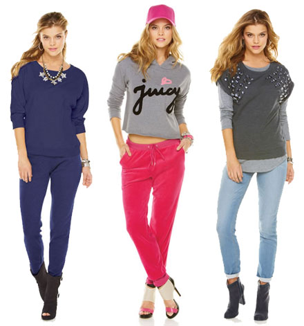 Juicy Couture gets a re-brand and a new home exclusively at Kohl's / coming September 2014