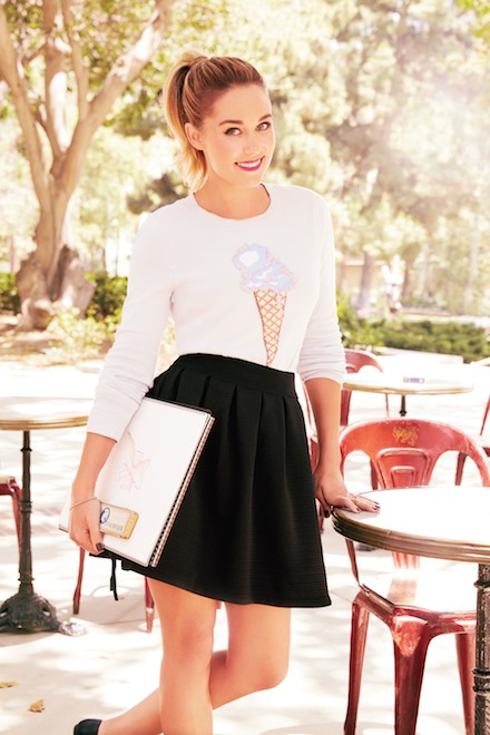 LC Lauren Conrad for Kohl's Fall 2014 Look Book