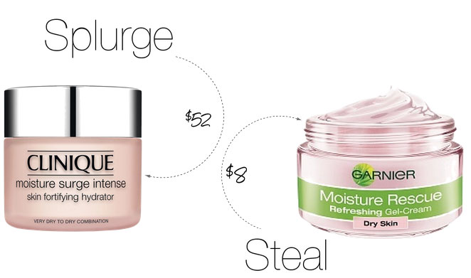 Clinique Moisture Surge dupe