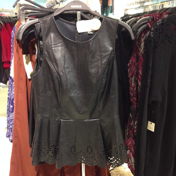 Dressing room review: Fall Outfit Ideas at Forever 21