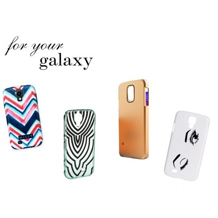 Cool cases for your Galaxy