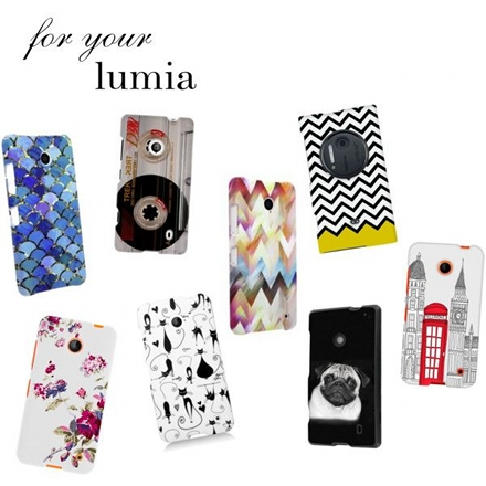 Chic cases for your Lumia