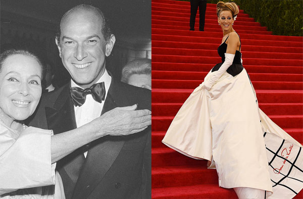 Remembering Oscar de la Renta and more must-read fashion news link from around the web this week