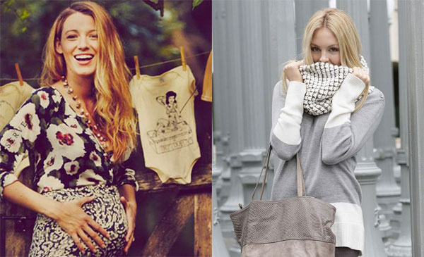 Fashion Links Worth Reading. Blake Lively Shares Photos From Her Baby Shower .
