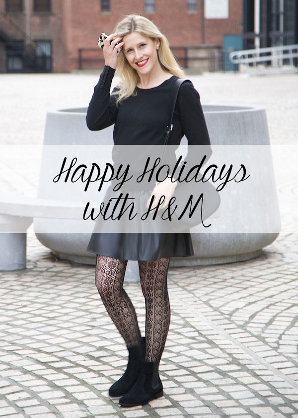 Happy Holidays with H&M