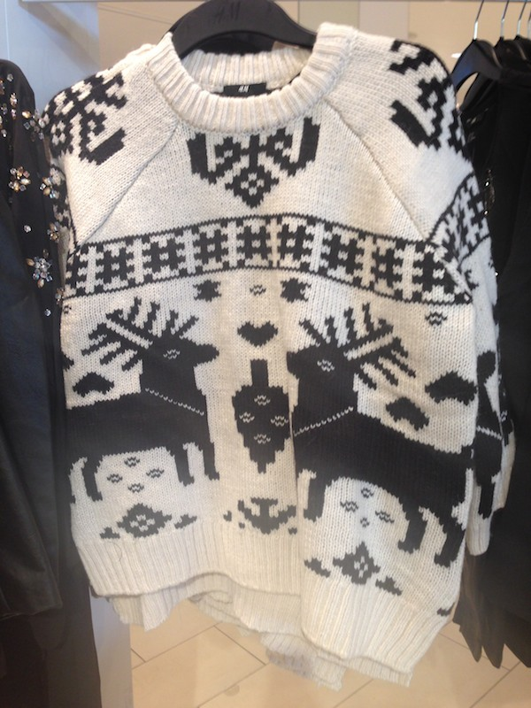 H&M Winter Collection - love it!!
