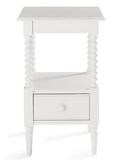 Jenny Lind nightstand at Land of Nod