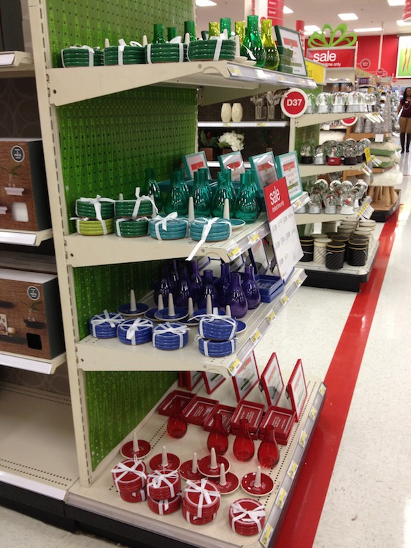 Cute holiday gifts at Target