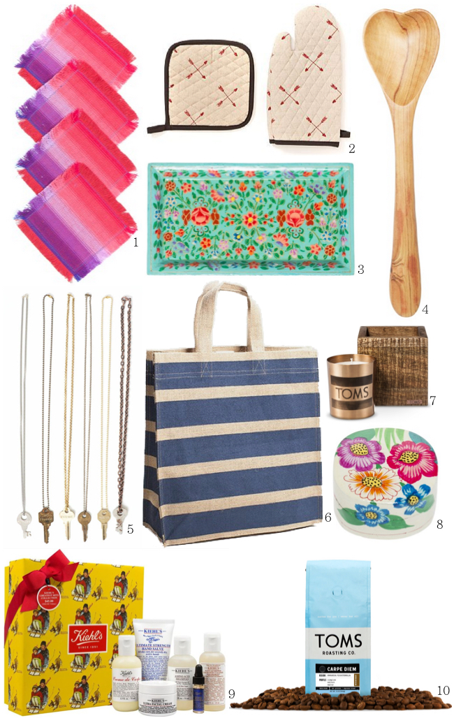 Holiday Gift Guide 2014: Hostess gifts (that give back!)