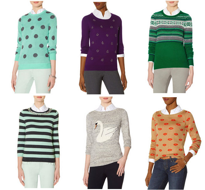 The Limited sweater sale - up to 60% off!