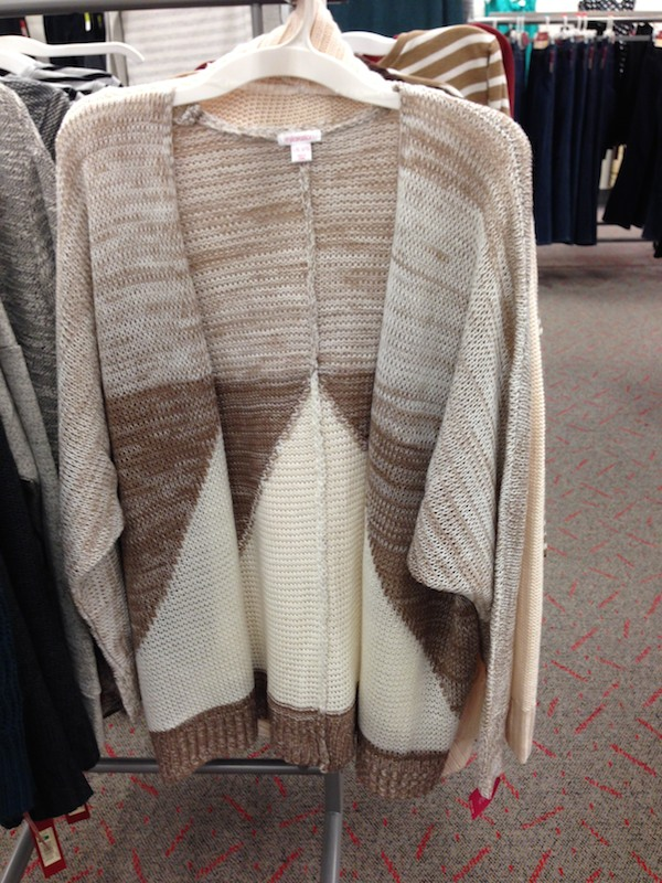 Cozy & cute fashion finds at Target