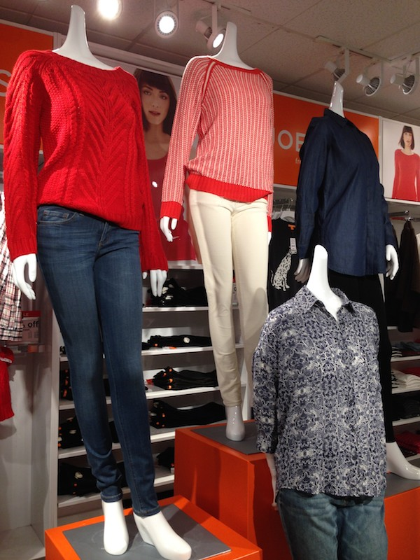 Joe Fresh at JCPenney
