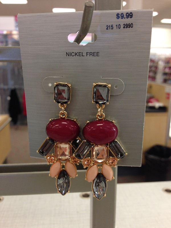 Love the jewelry at Target!