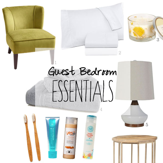 Budget Decor  10 Essentials Every Guest Bedroom Needs   The Budget Babe    Affordable Fashion   Style Blog. Budget Decor  10 Essentials Every Guest Bedroom Needs   The Budget