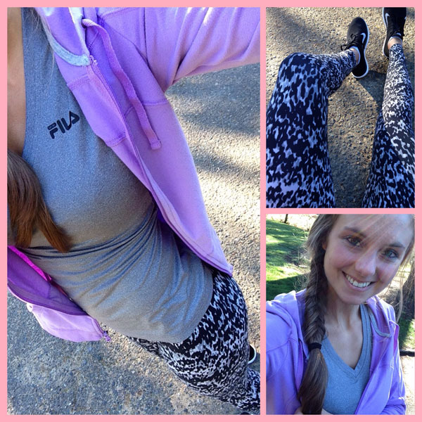 Kohl's Fitness Fashion: A Review