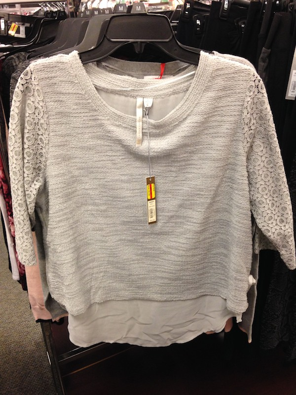 Off The Rack Picking Out The Good Stuff On The Kohl S Clearance Racks The Budget Babe Affordable Fashion Style Blog