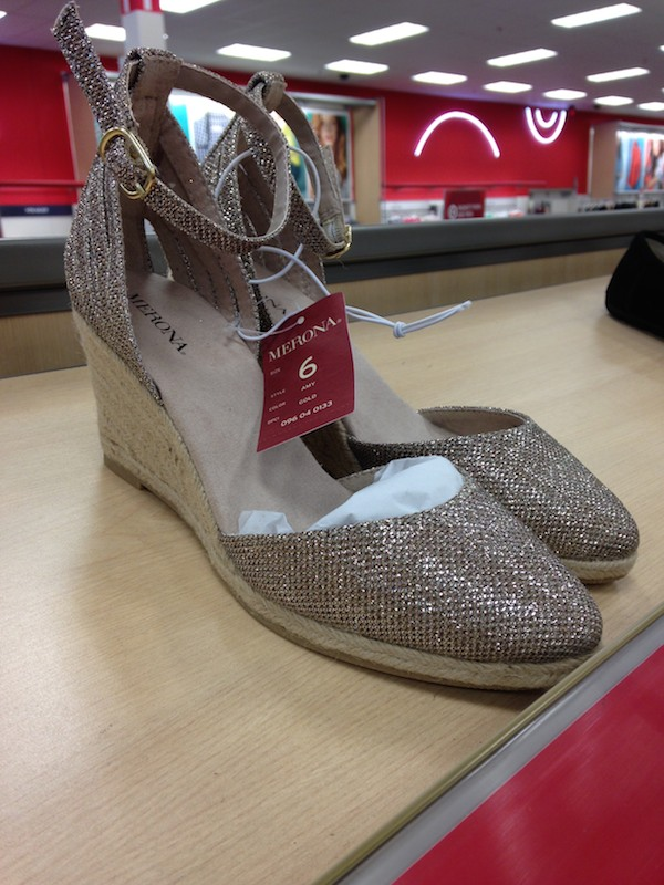 d17e6d64994ddd Off the Rack  My Favorite Spring Shoes at Target So Far - The Budget ...