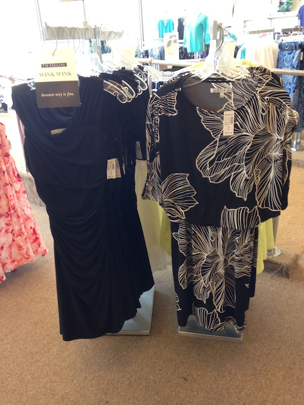 2491ef41376 Dressing Room Review  The New DressBar at Dress Barn - The Budget ...