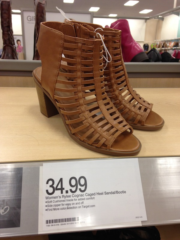 57a0221d7d4d More) Spring Shoes at Target  The Good