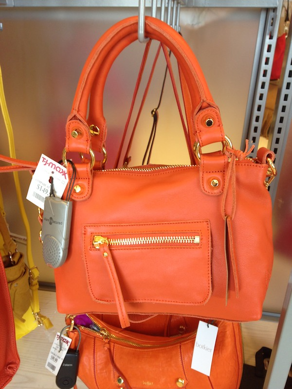 Kate Spade bags on sale at T.J.Maxx