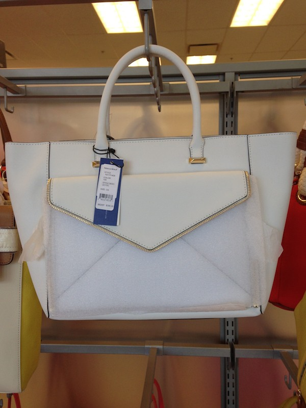 Designer spring bags on sale at T.J.Maxx