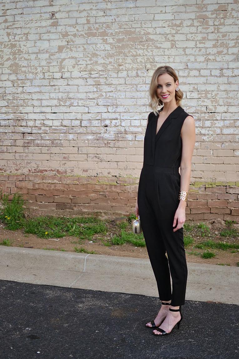 Sunday Funday Linkup The Black Jumpsuit Yummy Milkshakes And More