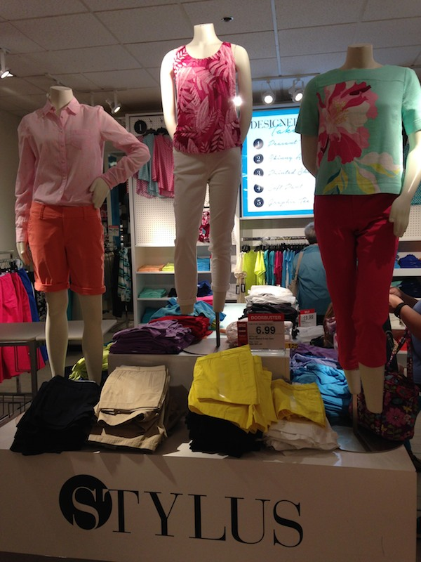 Stylus brand clothing at JCPenney