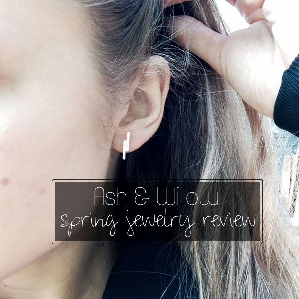 Ash & Willow jewelry - super cheap and on-trend