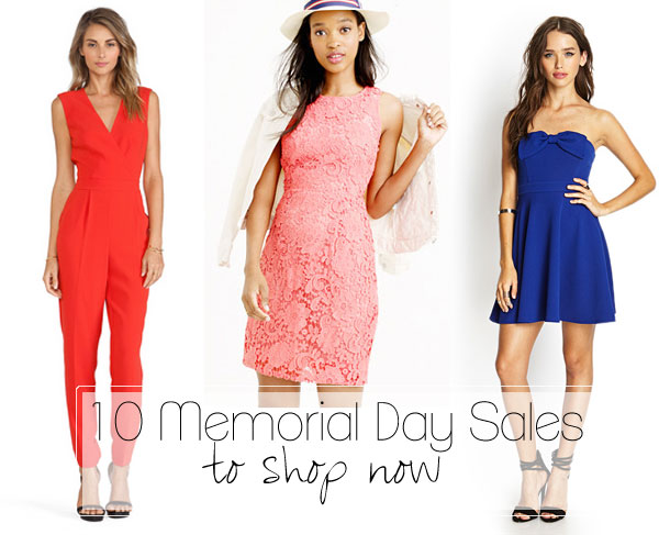 10 Best Memorial Day Sales to Shop Now