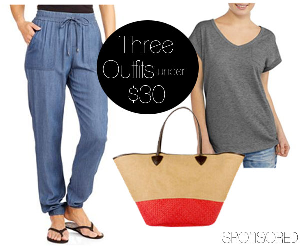 3 cheap spring to summer outfit ideas under $30