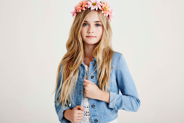 Forever 21 kids collection launches
