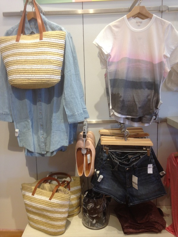 Cute spring/summer styles at Gap