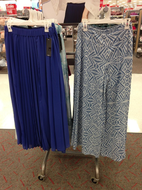 May fashion highlights in store now at Target