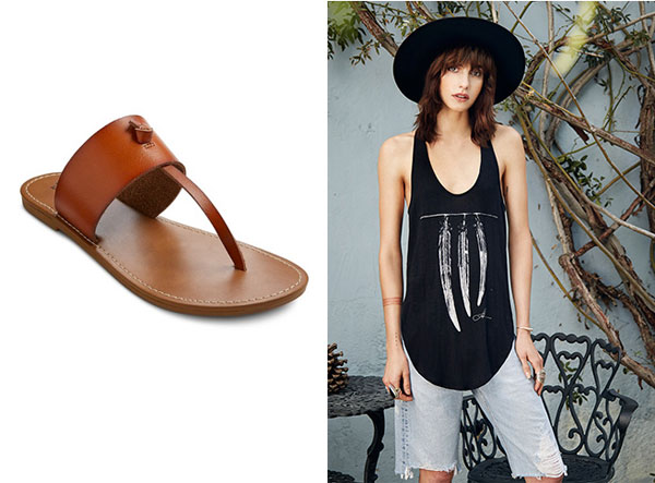 Joie sandal look for less, Langley Fox Hemingway for Forever 21 and more fashion news this week