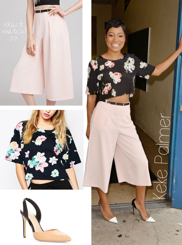 Keke Palmer is Gaucho Gorgeous in Forever 21 - The Budget Babe ...