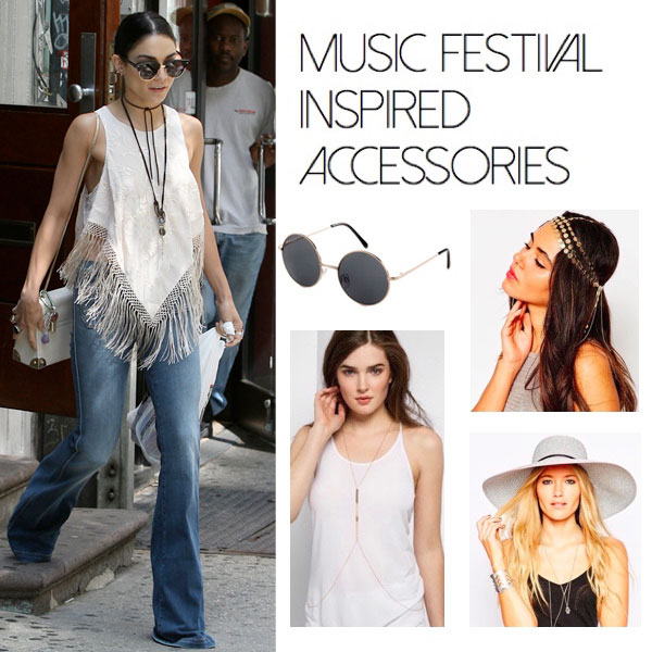 3 ways to get the music-festival fashion vibe all summer long, on the cheap!