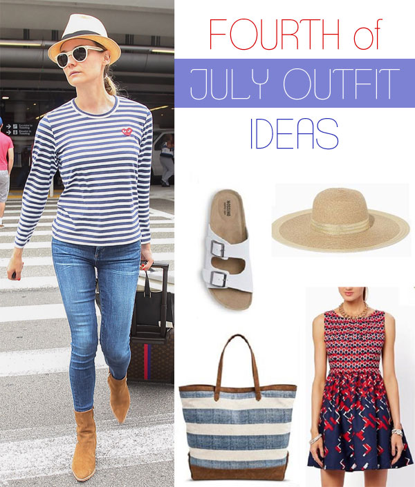 Fourth of July Outfit Ideas on a Budget