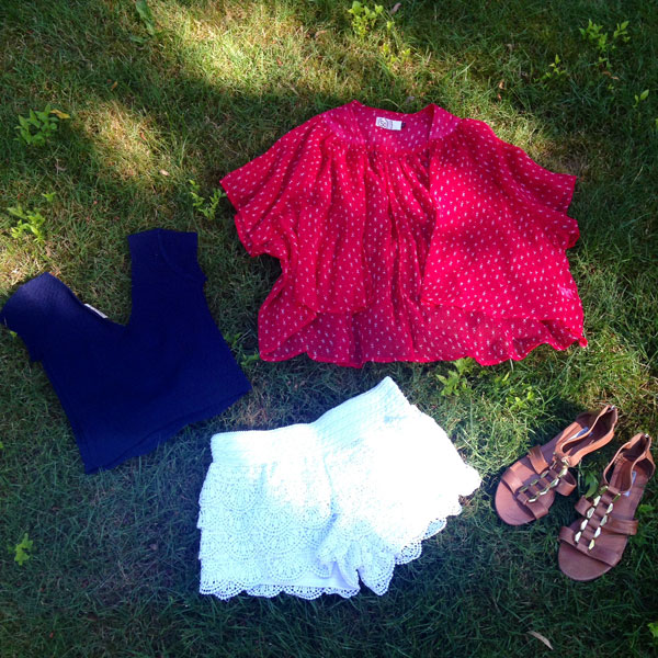 We review Kohl's juniors fashions for summer